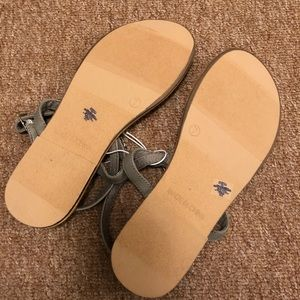 b9bc784bd92e39 Old Navy Shoes - Old Navy Jeweled sandals size 7